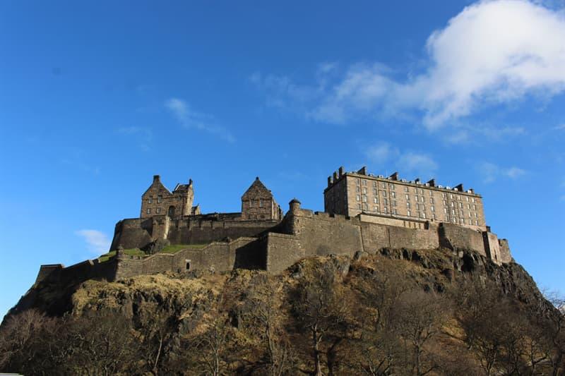 Culture Story: #2 Edinburgh Castle, Scotland