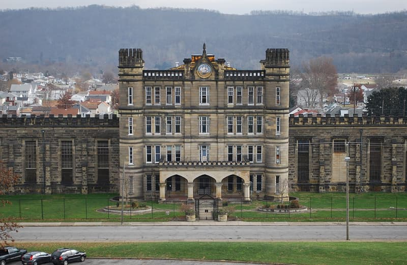 Culture Story: #7 Moundsville Penitentiary, West Virginia