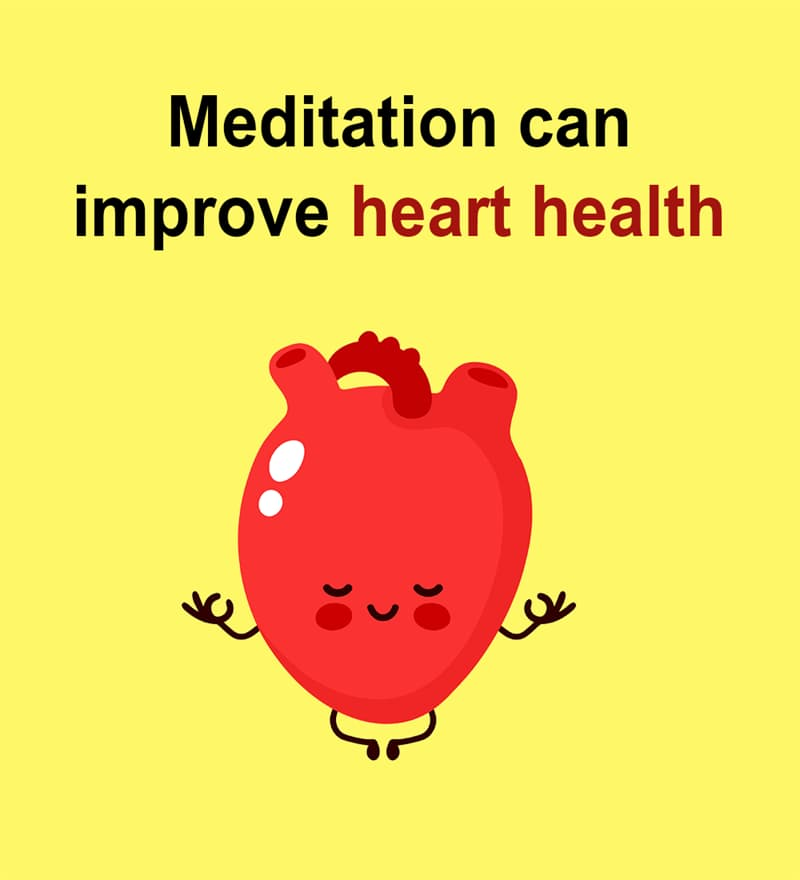Science Story: Meditation can improve heart health