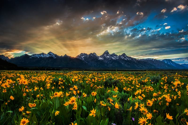 Geography Story: #4 Grand Teton National Park, Wyoming