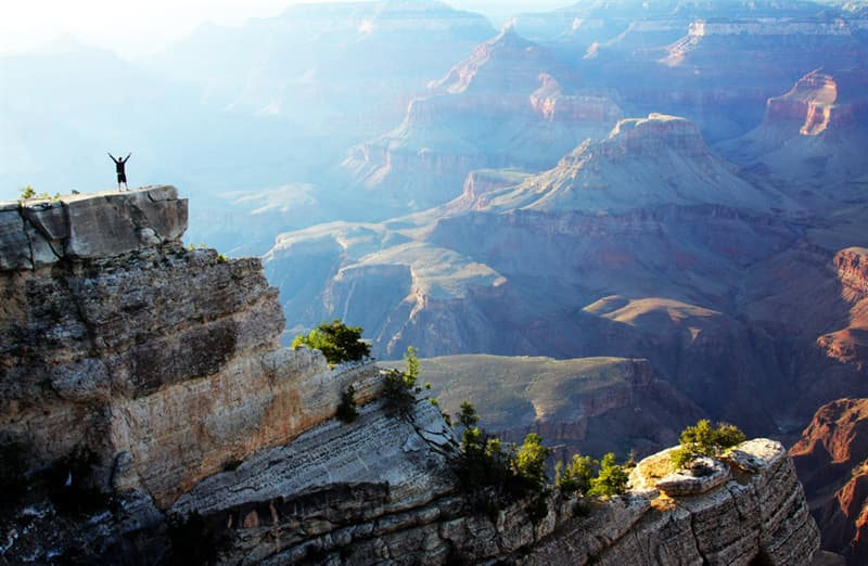 Geography Story: #7  Grand Canyon National Park, Arizona