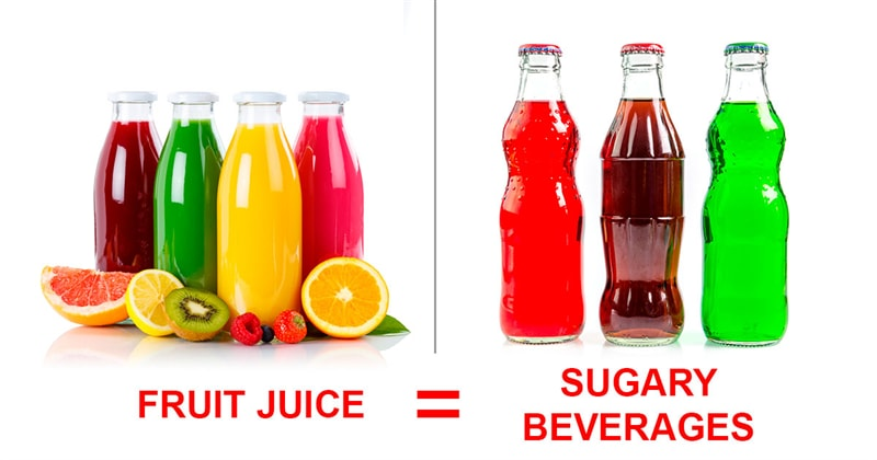 Personality Story: #3 Juice vs carbonated drinks