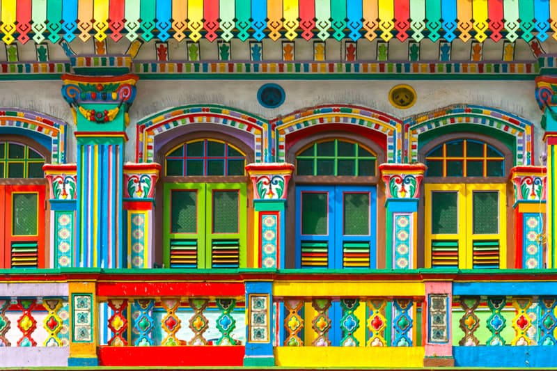 Geography Story: #8 Little India, Singapore