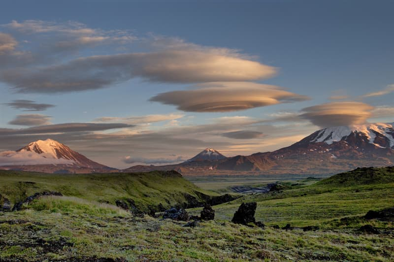 Nature Story: #4 Lenticular clouds