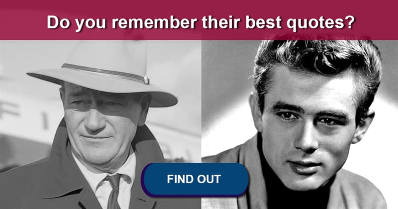 History Story: 11 witty quotes by classic Hollywood leading men