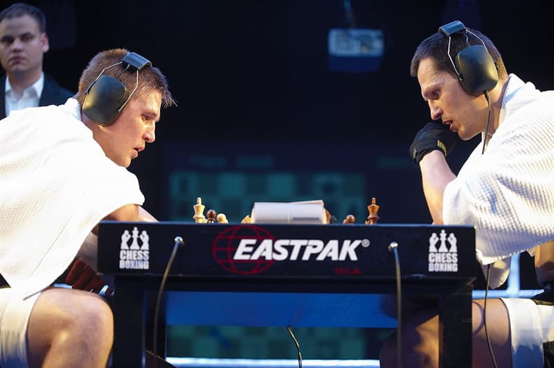 Culture Story: #4 Chess boxing