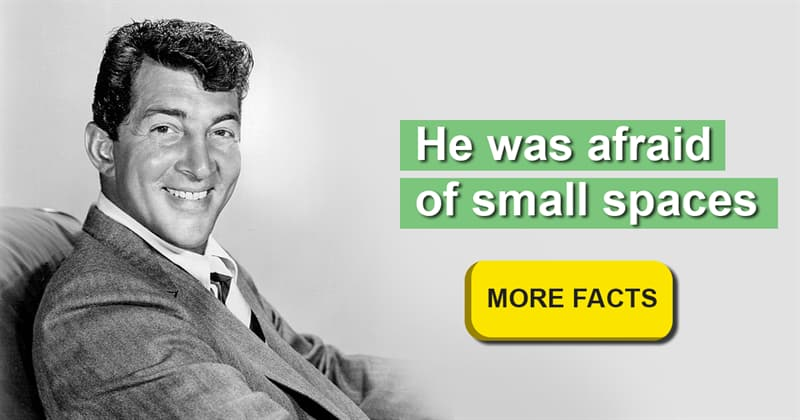 Culture Story: 7 surprising facts about iconic singer and actor Dean Martin