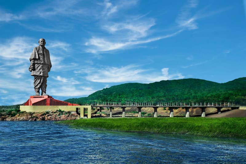 Geography Story: #1 The Statue of Unity, India
