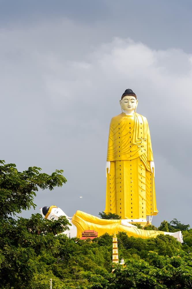 Geography Story: #3 The Laykyun Sekkya Buddha, Myanmar