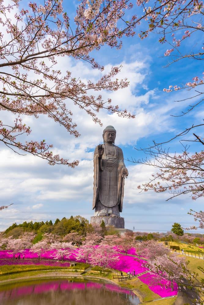 Geography Story: #4 Ushiku Daibutsu, Japan
