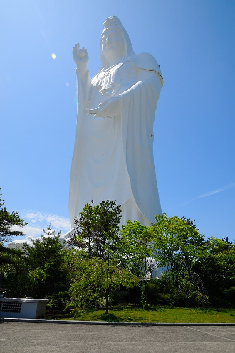 Geography Story: #5 Sendai Daikannon, Japan