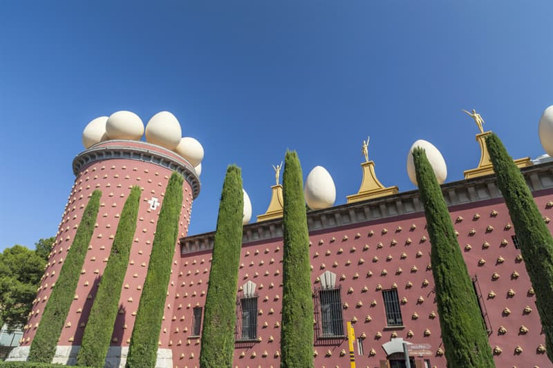 Geography Story: #11 The Torre Galatea Figueras in Catalonia, Spain