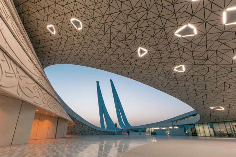 Geography Story: #9 Qatar mosque in the Education City is very impressive