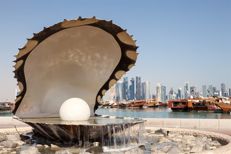 Geography Story: 10 examples of perfection and charm: unique architecture of Qatar