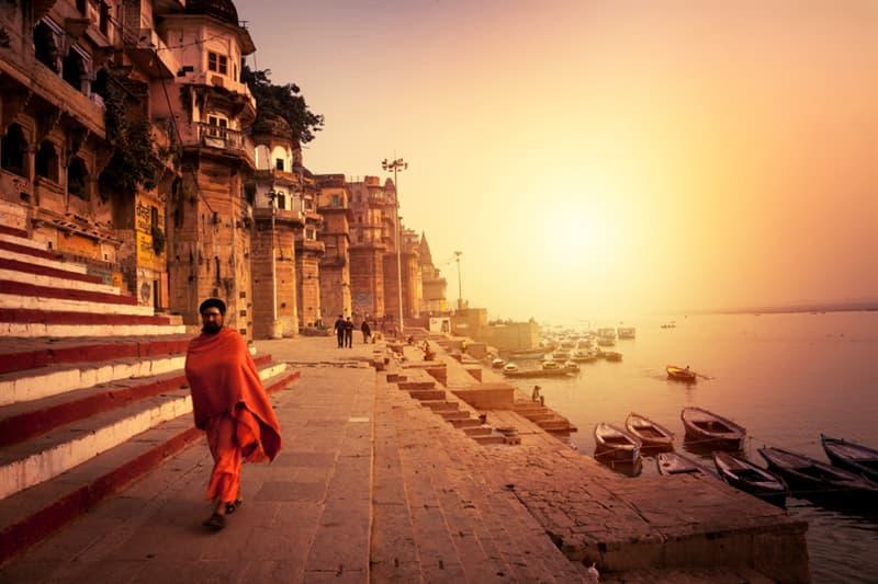 Geography Story: #11 Varanasi, India