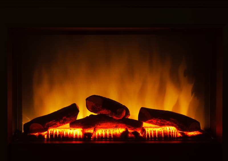 Culture Story: #3 Electric fireplace