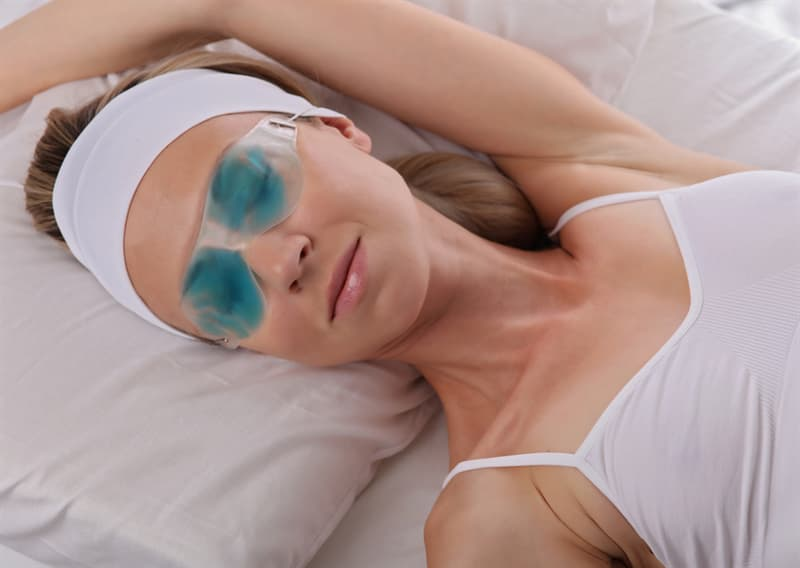 Culture Story: #7 Soothing gel eye mask