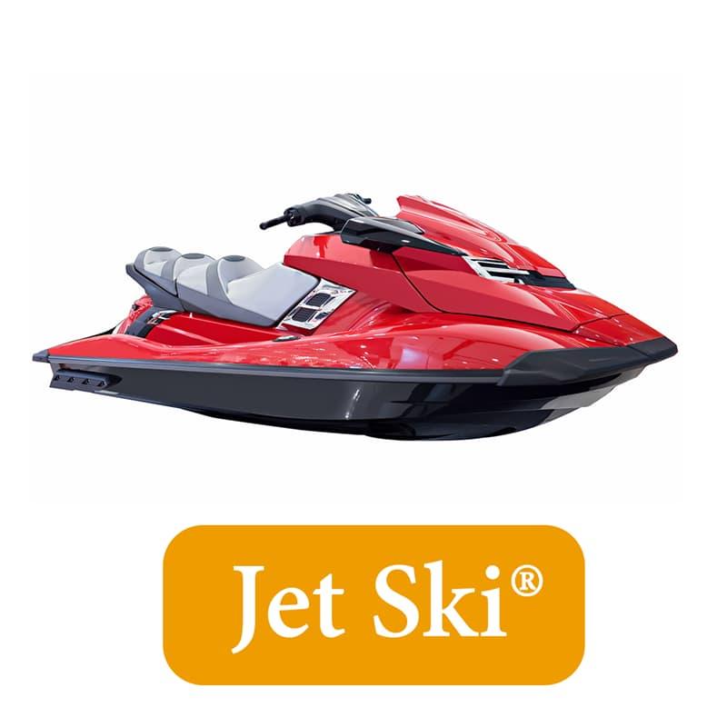 History Story: Jet Ski