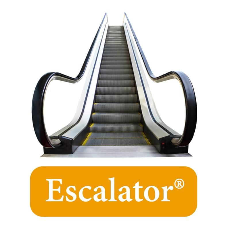 History Story: Escalator
