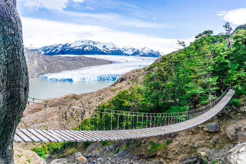 Geography Story: #4 Glacier Grey