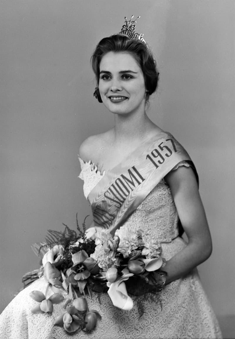 Culture Story: #1 Marita Lindahl, Miss World 1957