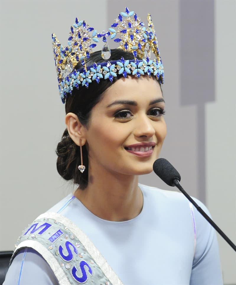 Culture Story: #11 Manushi Chhillar, Miss World 2017