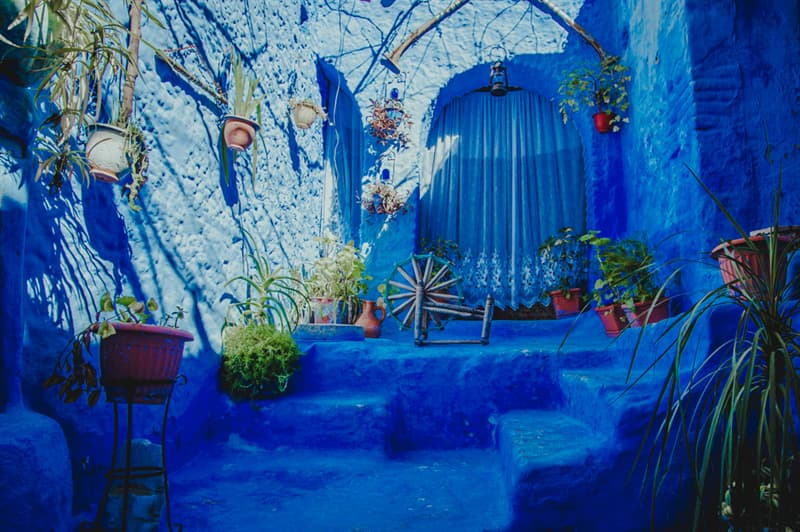 Geography Story: Chefchaouen - Morocco's Blue City #9