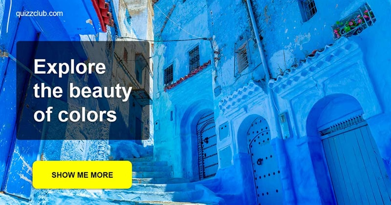 Geography Story: Chefchaouen - Morocco's Blue City