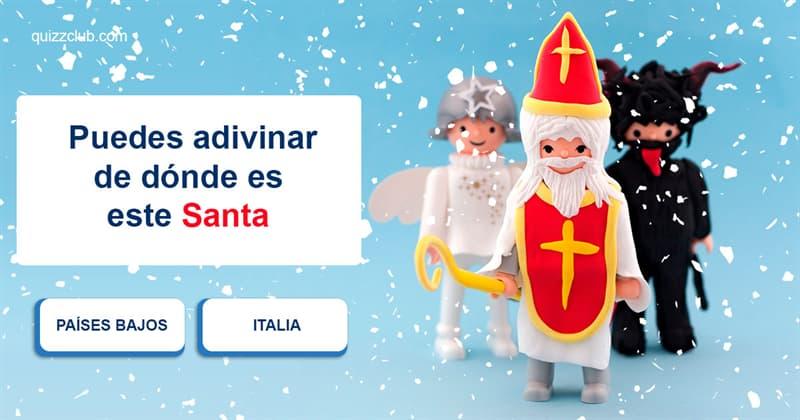 Geografía Historia: ¡En el mundo hay más Santas que tu crees!