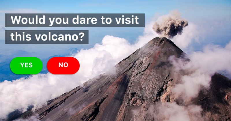 Geography Story: Paralyzing beauty of volcanoes