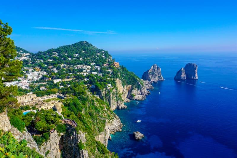 Geography Story: #8 Capri, Italy