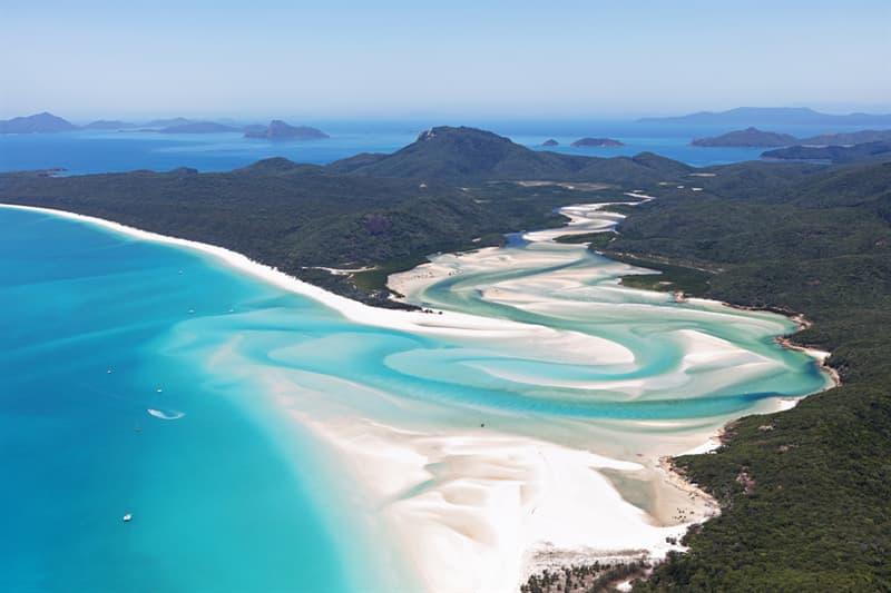 Geography Story: #9 Whitsundays, Australia