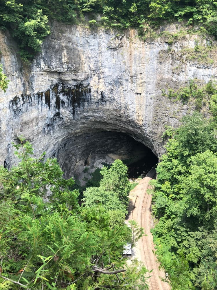 Geography Story: #6 Natural Tunnel, Virginia