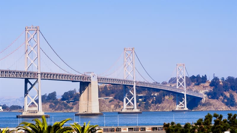 Geography Story: #8 Yerba Buena Island Tunnel in California is s the world's widest single-bore tunnel