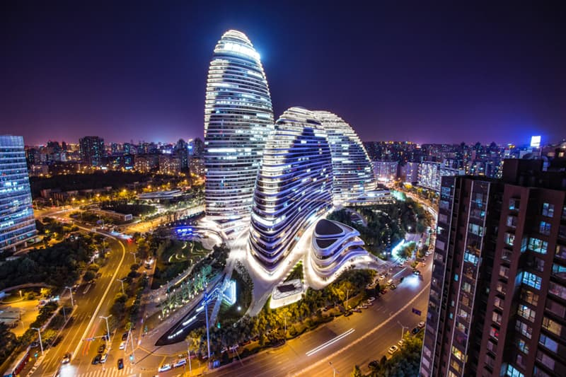 Culture Story: Wangjing SOHO, Beijing, China (2009–2014)