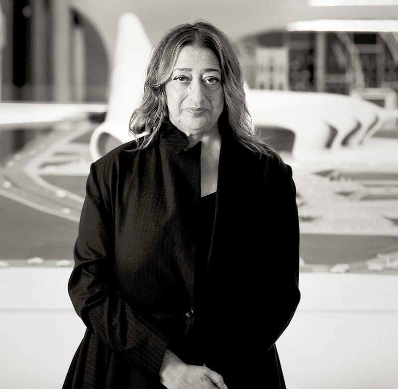 Culture Story: Zaha Hadid died after a sudden heart attack in 2016.