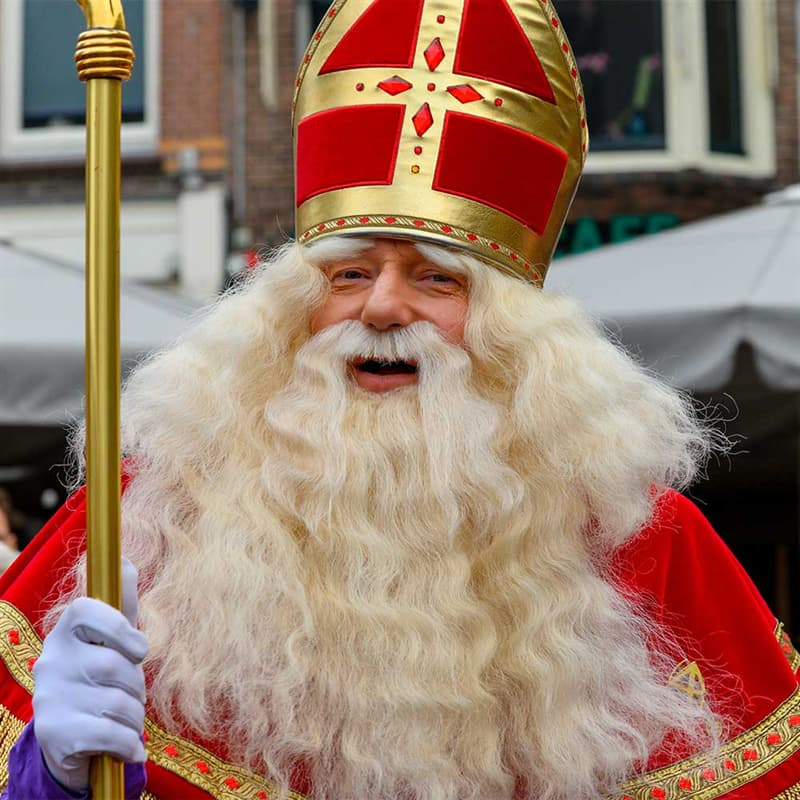 Geography Story: #6 Sinterklaas
