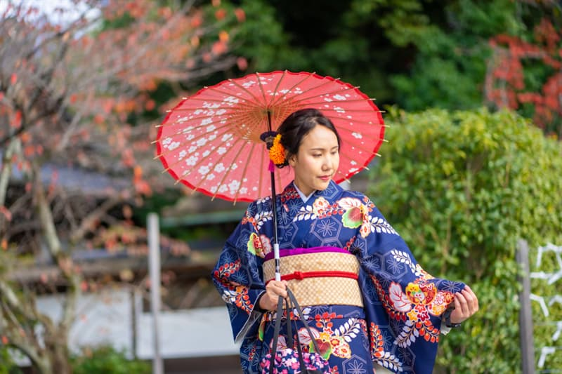 Geography Story: #11 Kimono, Japan