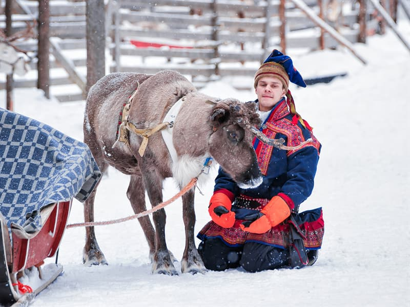 Geography Story: #7 Saami, Finland