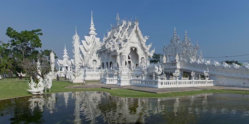 Culture Story: #3 Wat Rong Khun, architect Chalermchai Kositpipat