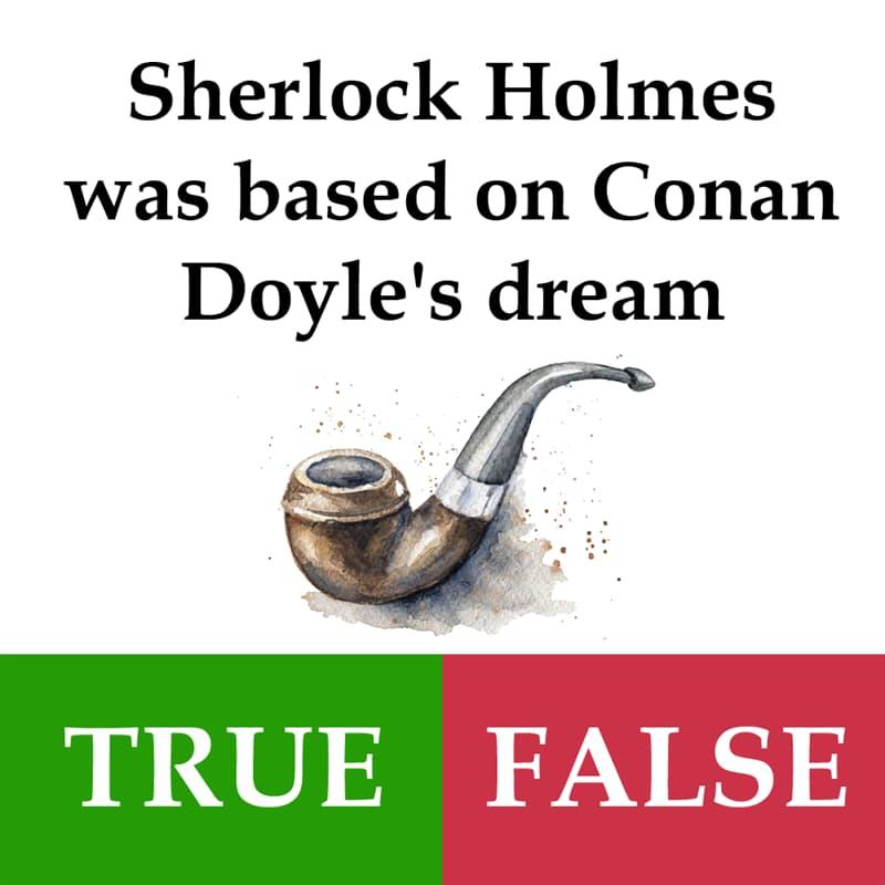 Culture Story: Sherlock Holmes was based on Conan Doyle's dream