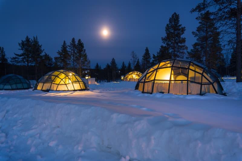 Culture Story: #3 Kakslauttanen Arctic Resort in Finland, Lapland