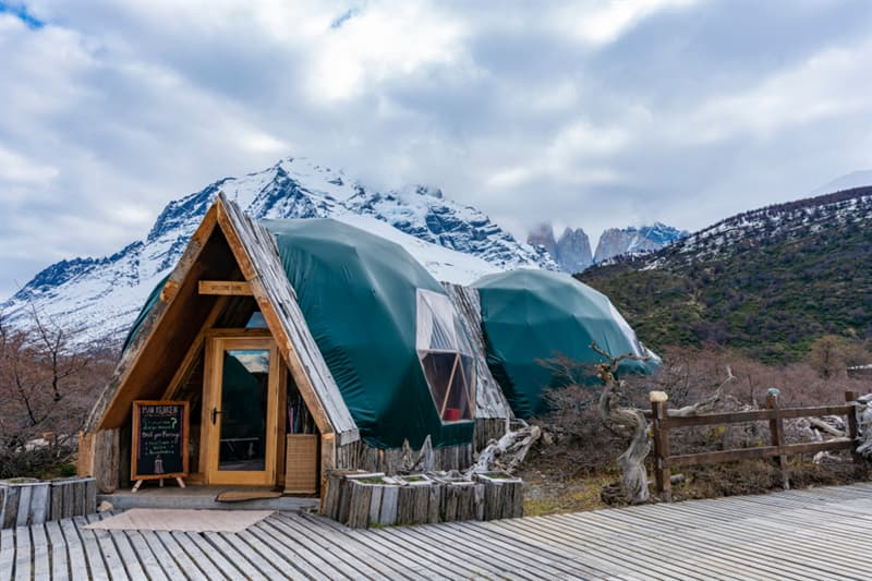 Culture Story: #6 Ecocamp Patagonia in Chile