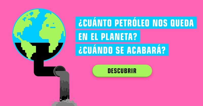 Geografía Historia: ¿Cuánto petróleo nos queda en el planeta? ¿Cuándo se acabará?