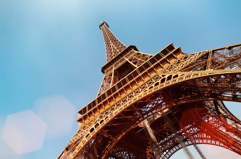 Geography Story: #1 Eiffel Tower