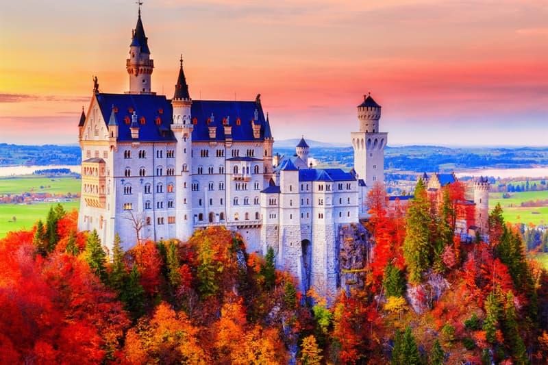Geography Story: #2 Neuschwanstein Castle