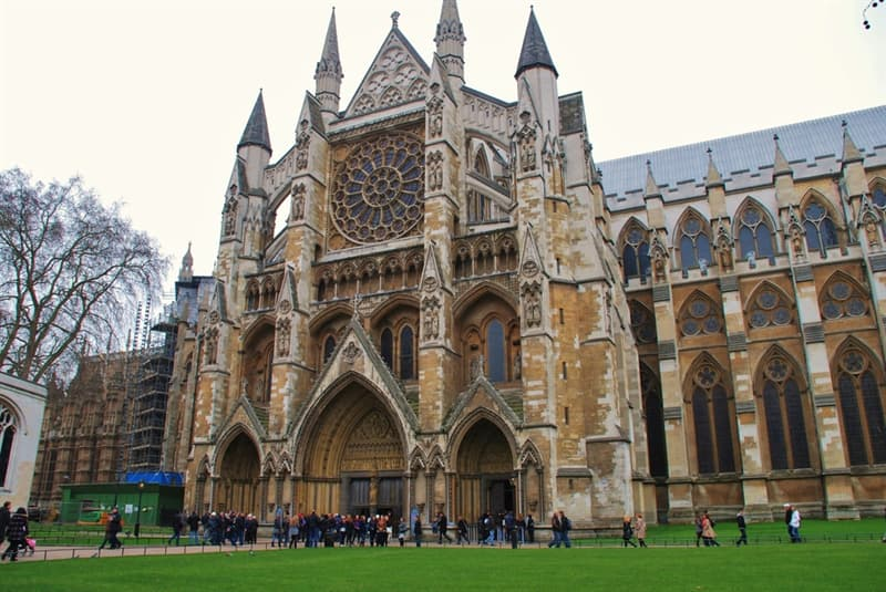 Geography Story: #7 Westminster Abbey