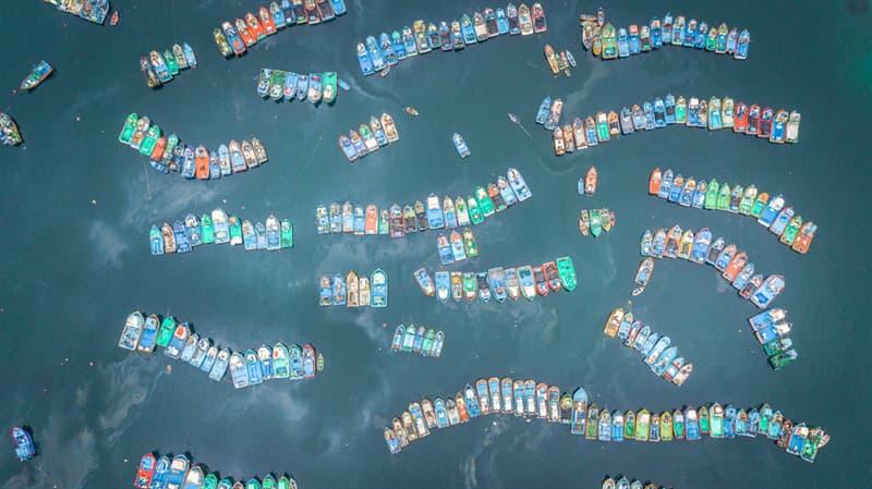 Geography Story: #4 Fisherman port in Peru