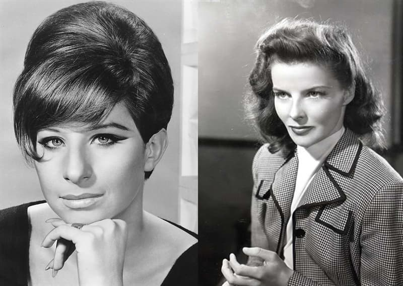 Culture Story: #12 THE FIRST OSCAR TIE IN THE BEST ACTRESS CATEGORY: Barbra Streisand and Katharine Hepburn