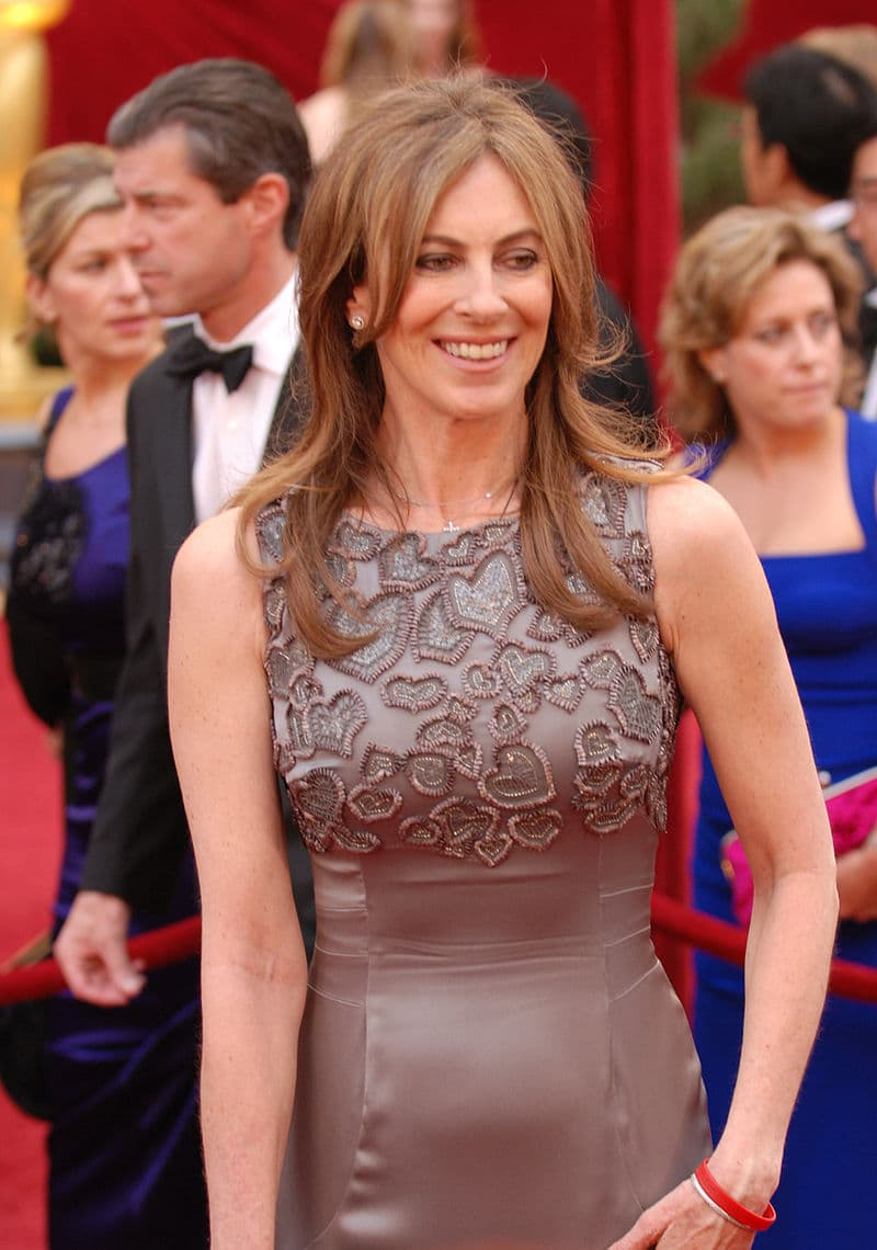 Culture Story: #16 THE FIRST FEMALE FILMMAKER TO WIN BEST DIRECTOR: Kathryn Bigelow